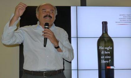"""Oscar Farinetti e il """"vino libero"""""""