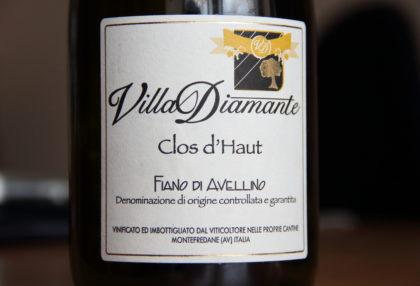 """Fiano di Avellino """"Clos d'Haut"""" 2013, Villa Diamante"""