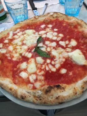Pizza margherita, Gino Sorbillo