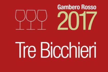 Tre Bicchieri 2017, Gambero Rosso