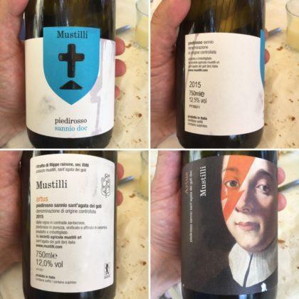 Piedirosso Sannio Mustilli