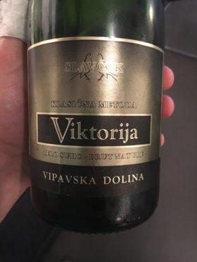 Viktorija, Slavcek