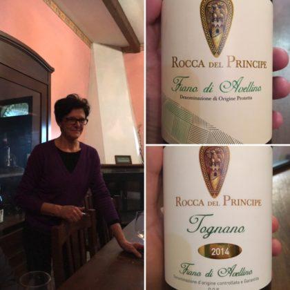 Aurelia Fabrizio e Rocca del Principe