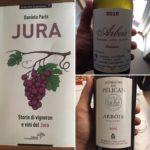 Vigne e vini del Jura, un libro per scoprirli