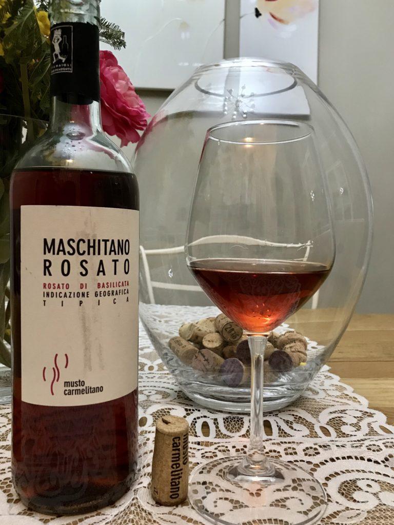 Maschitano rosato 2018, l'aglianico in rosa di Musto Carmelitano
