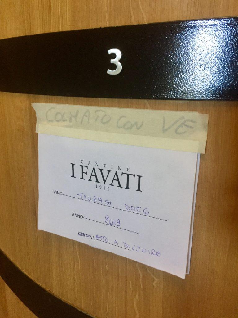 (P)assaggi a I Favati